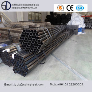 Carbon Round Black Annealed Steel Pipe for Chairs