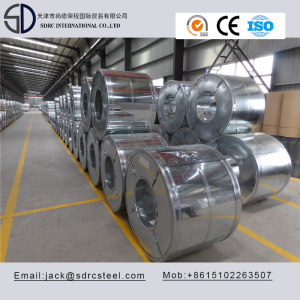 SGCD DX52D Continuous Hot Dipped Galvanized Steel Coil