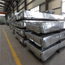 DC51D+ZF A653 LFQ Quality Hot Dipped Galvanized Steel Sheet