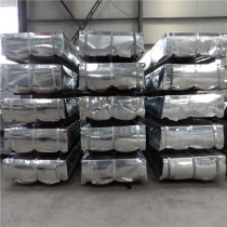 Prime Quality SGCC Hot Dipped Galvanized Steel Sheet