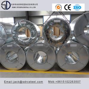 SGCC A653 Semi/Full Hard MAC Hot Dipped Galvanized Steel Coil
