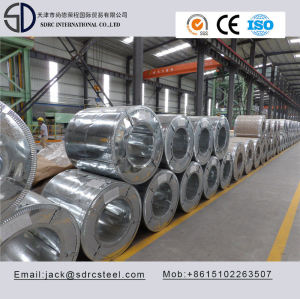 SGCC Dx51d A653 Hot Dipped Galvanized Steel Coil for Building Material