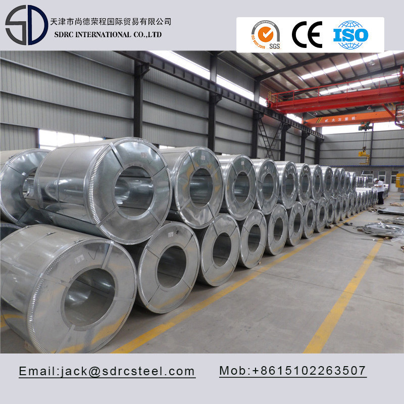 SGCC Galvanized Steel Coil/Sheet ready for export