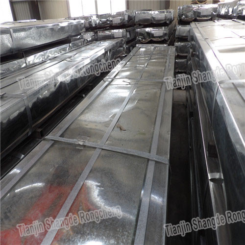 0.3mm Galvanized Steel Sheet from China
