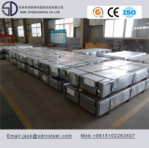 SPCC SPCD DC01 Cold Rolled Steel Coil/Sheet