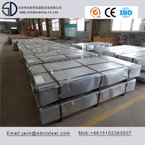 St14 Spcd Spce Cold Rolled Steel Sheet for Direction Sign Poles
