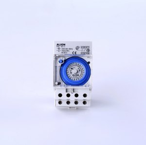 SUL181h 24 hours Analogue Time Switch, Battery Powered Timer