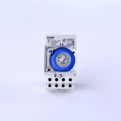 SYN161h 24 hours Analogue Time Switch Without Battery