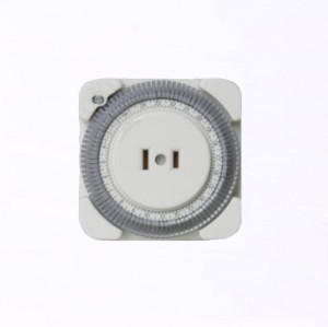 TM-26 24 hours Analogue Time Switch