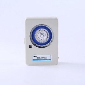 TB388B 24小时机械式铁壳定时器外置电池