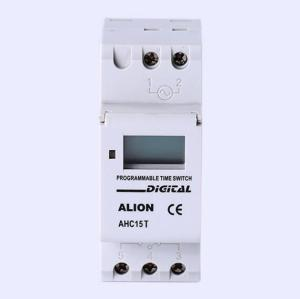 AHC15T 每周编程LCD电子式天文时控器