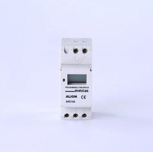AHC15A 16A 20A每周编程LCD电子式时控器