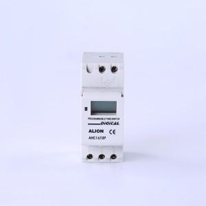 AHC16TOP 随机定时每周编程LCD电子式时控器