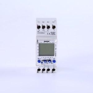 AHC812 双频道每周编程LCD电子式时控器