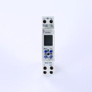 AHC808 定时每周编程LCD电子式时控器