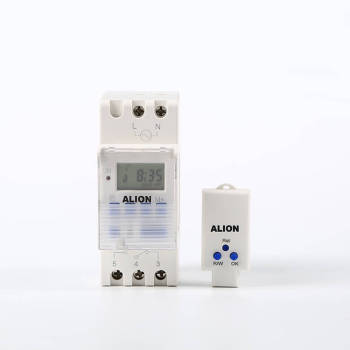 AHC15A-U Weekly Programmable LCD Digital Time switch with Data R/W memory card