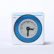 AH711 24 hours Analogue Time Switch, Battery Powered Timer
