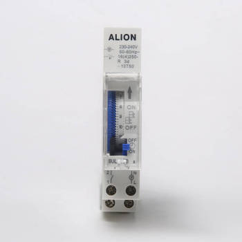 SUL180a 24 hours Analogue Time Switch, Battery Powered Timer