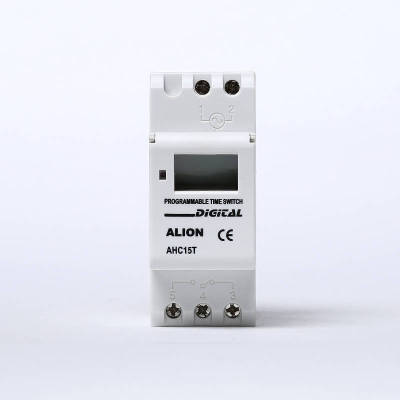 AHC15T Weekly Programmable Astronomical Time switch, Din rail