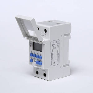 AHC17A 30A Weekly Programmable LCD Digital Time switch, Din rail