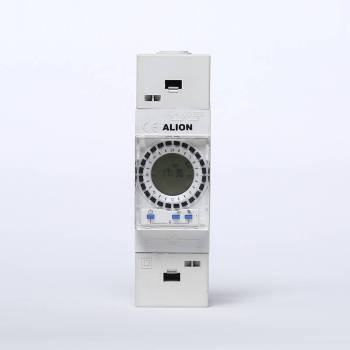 AHC840 Weekly Programmable LCD Digital Time switch, Din rail