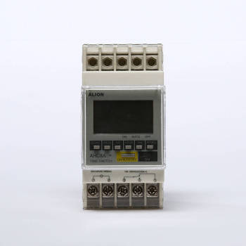 AHC8A Weekly Programmable LCD Digital Time switch, Din rail