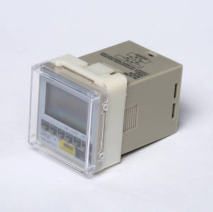 AHC8 Weekly Programmable LCD Digital Time switch