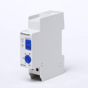 ALC18-E 20 Minunutes Overload Protection Staircase Time switch, Din rail