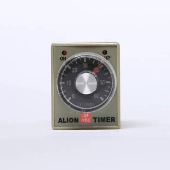 AH3 series Multi-range Analogue Timer Relay