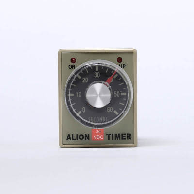 AH3 series Multi-range Analogue Timer Relay