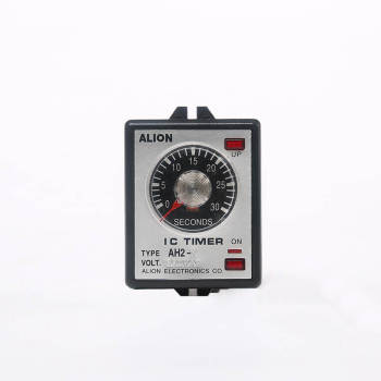 AH2 series Multi-range Analogue Timer Relay
