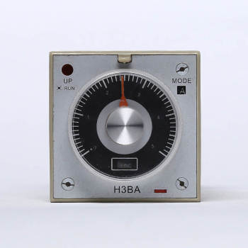 H3BA series Multi-range Analogue Timer Relay