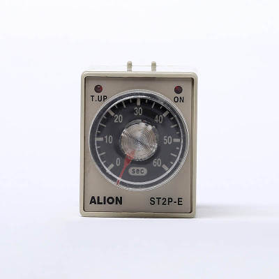 ST2P series Multi-range Analogue Timer Relay
