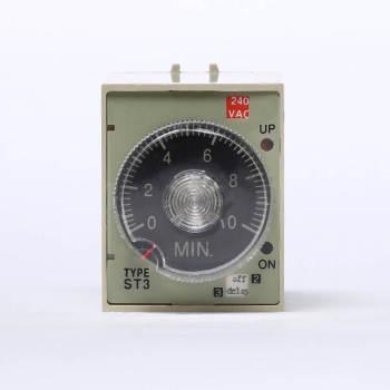 ST3P series Multi-range Analogue Timer Relay