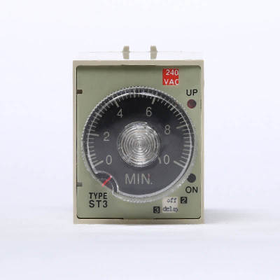 ST3P series Multi-range Analogue Timer Relay