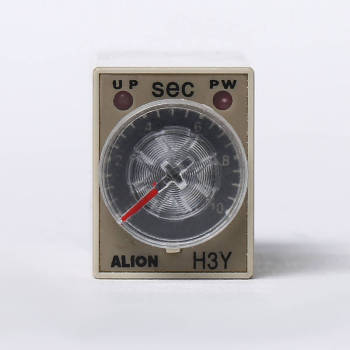 H3Y series Multi-range Analogue Timer Relay