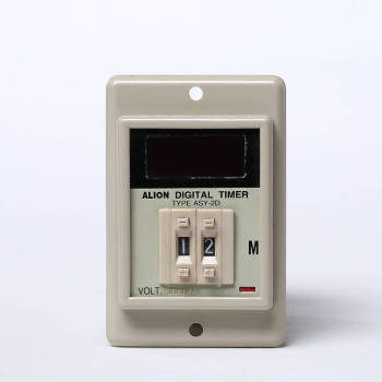 ASY series Multi-range Digital Timer Relay