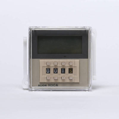 H3CA series Multi-range Digital Timer Relay