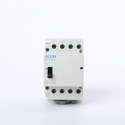 BCH8-63M 4P Din-rail Household Modular Contactor