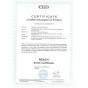 REACH certificate of atomizer