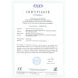 ROHS certificate of A3 vape cartridge
