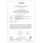 ROHS certificate  of A8 vape cartridge