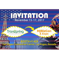 Transpring will be at the 2017 MJBizCon in Las Vegas