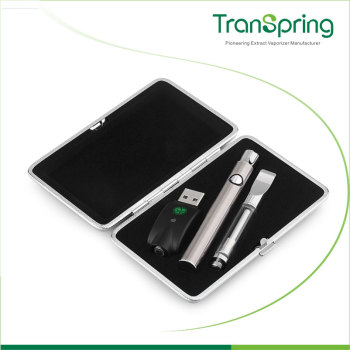 Transpring A3+L0 Vaporizer Kit with Premium Leather Case