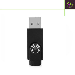 Transpring Quick Charger C2 with Sensor Touch Function