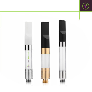 Transpring P1 Vape Cartridge with Full Ceramic Heating Element for Extracts