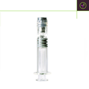 S1 Medical Glass Syringe with Better Corrosion Resistance