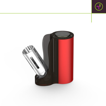 New Folding Style Pipe 710 Vaping Mod With Flexible Vaping Angle and Preheating Function