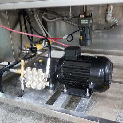ارتفاع درجة الحرارة رذاذ الماء اختبار الغرفة للإلكترونيات اختبار