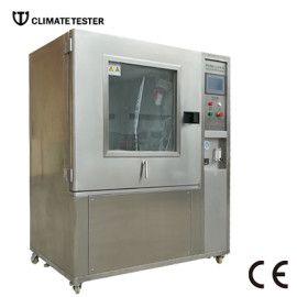 Laboratorium IP5 6X Dust Test Chamber Untuk Uji Auto Parts
